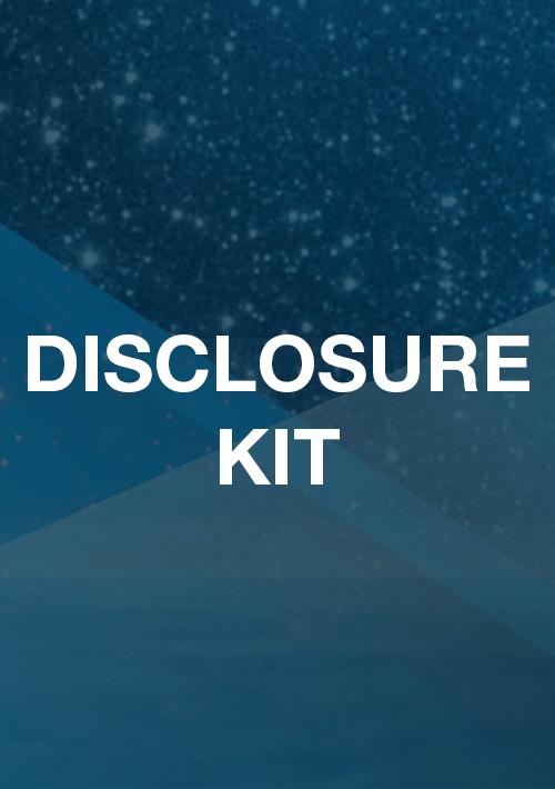 Disclosure kit